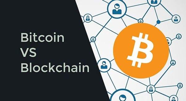 blockchain is not bitcoin